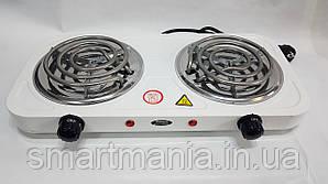 Електроплита спіральна WIMPEX WX-200C-HP 2000 W