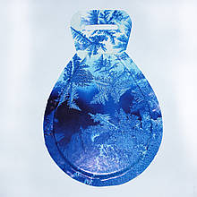 Санки мягкая льдинка 2