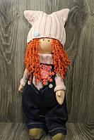 Текстильная кукла Тильда