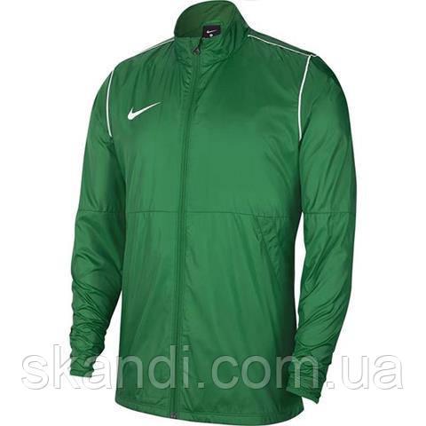 Ветровка  мужская зеленая  Nike RPL Park 20 RN JKT W