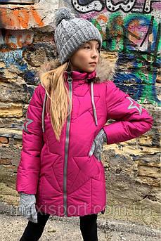 Детское пальто для девочек Freever (4405)