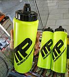 Спортивна пляшка для води MusclePharm 1000мл, фото 2