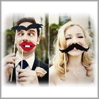 Свадебная фотобутафория