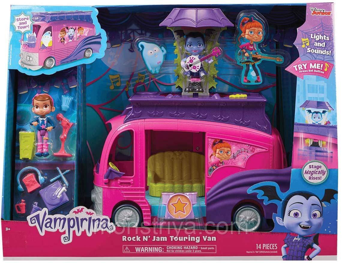 Інтерактивний кемпер Вампирины для гастролей Vampirina (Disney)