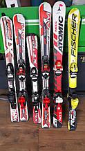 Б/У Горнолижние лижі дитячі від 80 см до 130 см