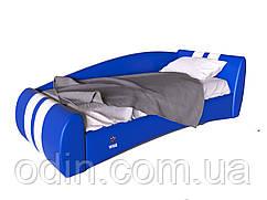 Кровать Формула Голубая BMW
