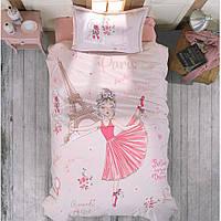 Постельное белье тм Aran Clasy   Romantic Girl 160x220см