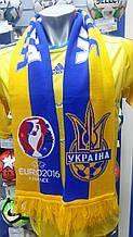 Шарф Украина Евро 2016