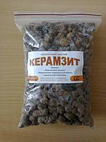 Керамзит Крупний - дренаж для цветов, пакет 3л