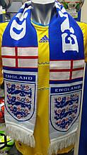 Шарф сборной Англии по футболу