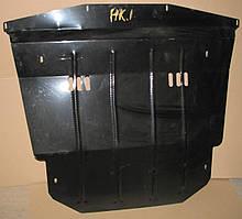 Защита двигателя Renault Kadjar (с 2014--) 1,2TCe; 1,5DCI