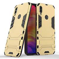 Чехол накладка Ricco Iron Man для Samsung Galaxy A10s