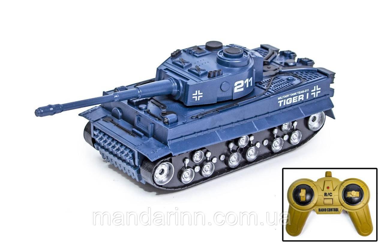 Іграшковий танк на радіокеруванні 369-5