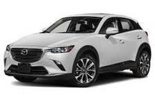 Бічні підніжки преміум Mazda CX3 (2015 - ...)