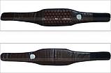 Пояс турмалиновый лікувальний з підігрівом, фото 3