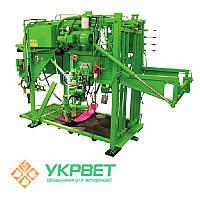 Станок для обработки копыт KVK Hydra Klov 800-1 (полное гидравлическое управление)
