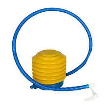 Фитбол 85 см + насос (Синий), фото 3