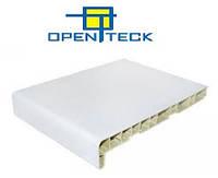 Подоконник Open Teck 150 мм, белый.