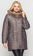 Женская модная зимняя куртка от 48р.