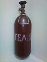 Баллон гелиевый 4 литра ГОСТ 949-73