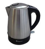 Чайник Электрический Из Нержавеющей Стали Domotec DT-904 Обьем 2 Л, фото 1