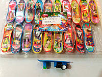 Пальчиковый скейт инерционный