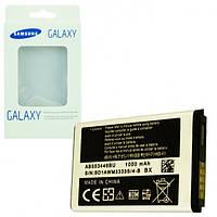 Аккумулятор Samsung AB553446BU 1000 mAh B100, C5212, E1170