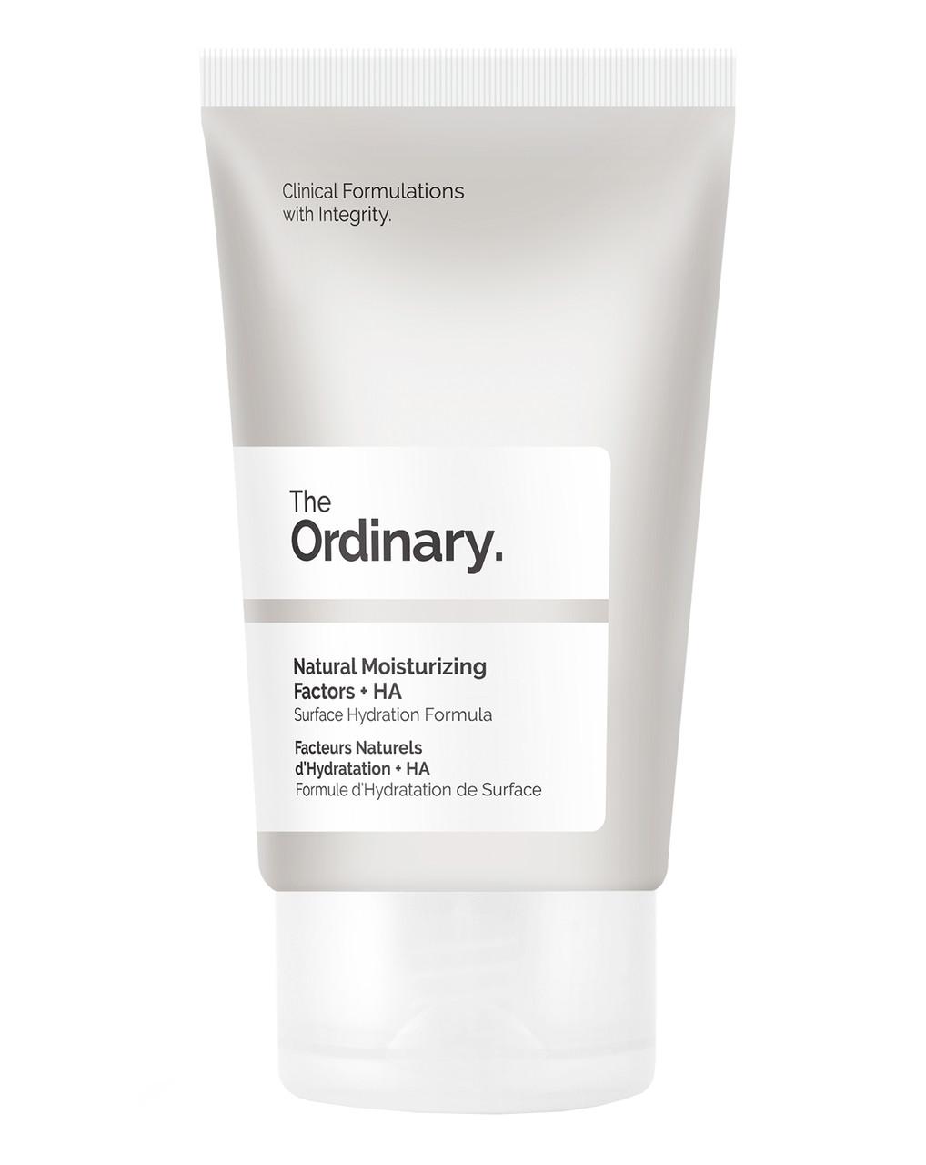 Крем для лица The Ordinary Natural Moisturizing Factors + HA 30 мл