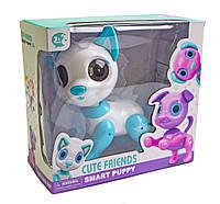 Интерактивная  игрушка собака - Cute friends smart puppy PUDDING для детей,модель 8310, в коробке