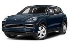 Рейлинги на крышу Porsche Cayenne (2019-...)