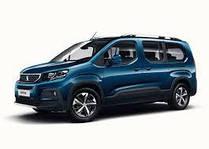 Хром накладки Peugeot Partner Rifter (2019 - ...)
