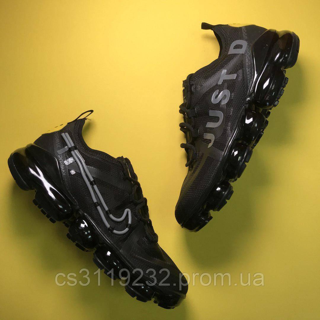 Мужские кроссовки Nike VaporMax 2019 Black (черный)