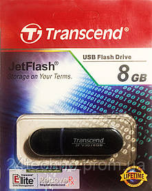 Накопичувач USB 2.0 TRANSCEND JetFlash 350 8GB