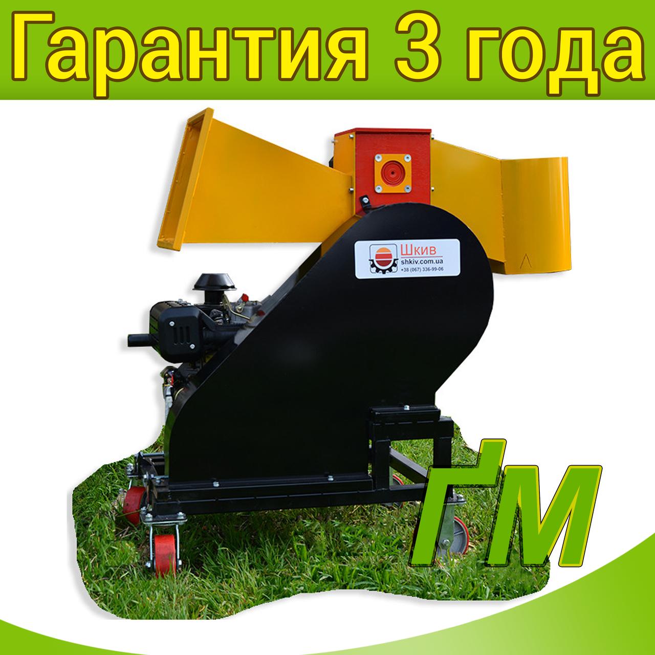 Измельчитель веток 2В-120Д (Дизель 14л.с)