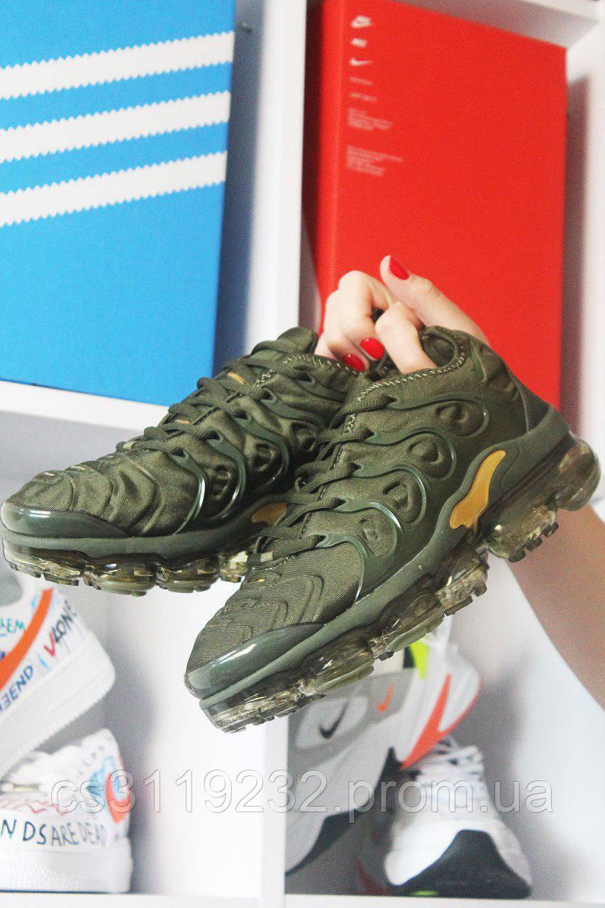 Мужские кроссовки Nike VaporMax Plus Cargo Khaki(хаки)