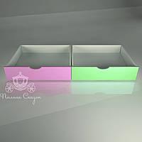"""Ящики подкроватные """"Принцесса"""", фото 1"""