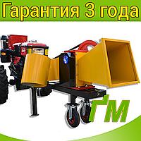 Измельчитель веток 2В-60М под мотоблок