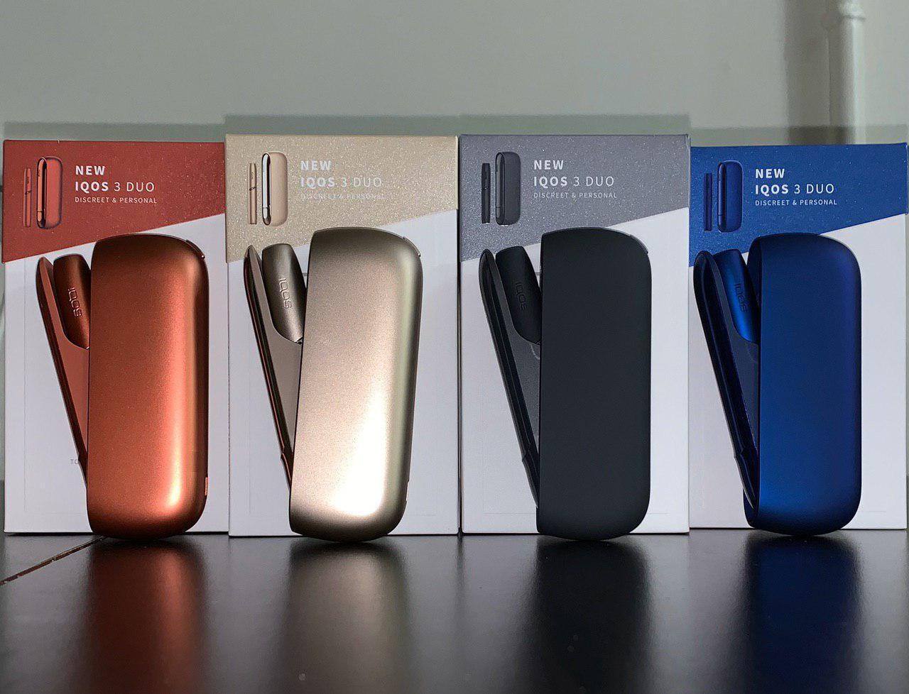 How is IQOS Different from Cigarettes - DHRC