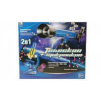 Микроскоп + телескоп
