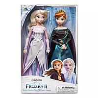 Набір ляльок королеви Анна і Ельза (Эльза) Disney Холодне серце 2