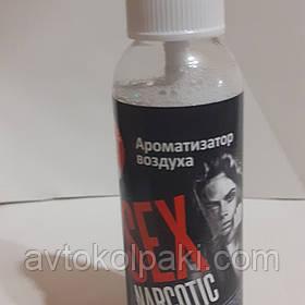 Ароматизатор в авто Sex Narcotic спрей Contex 60 мл