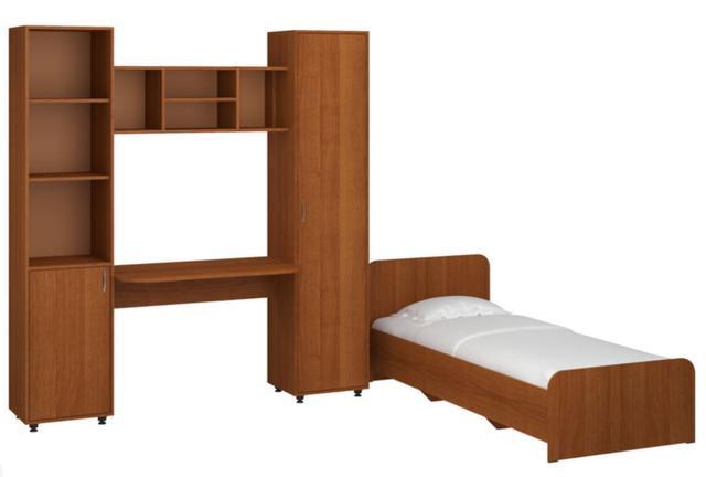 Детская комната Джерри ДСП лесной орех