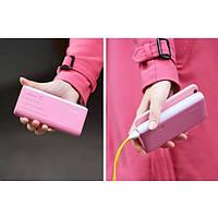 Power Bank Remax 12000mAh Розовый