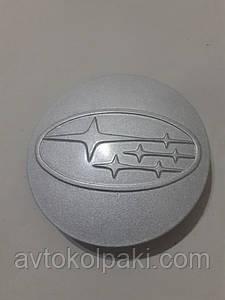 Колпачки для литых дисков Subaru