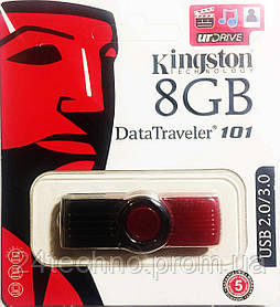USB 2.0 Flash Drive  Kingston  8GB(флешка)