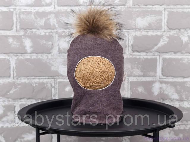 шапка шлем детская