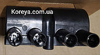 Катушка (модуль) зажигания (3 контактный) Ланос Aвeo Лачетти Корея 96253555, фото 1