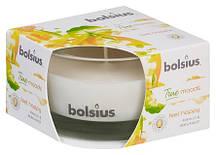 Свеча ароматическая в стекле манго и бергамот Bolsius (36008 FHY)