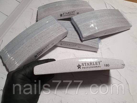Сменные файлы для пилки Starlet 180 грит (50шт), фото 2