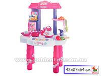 Большой игровой набор кухонный стол